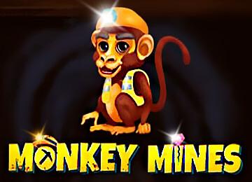 Игровой автомат Monkey Mines